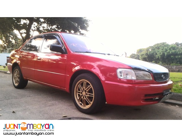 For Sale Toyota Corolla Baby Altis (lovelife) 1999 model