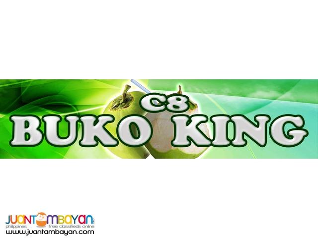 c8 buko king, c8 Dimsum empire
