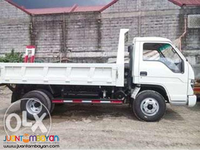 Brand new Forland 4 wheeler mini dump truck for sale