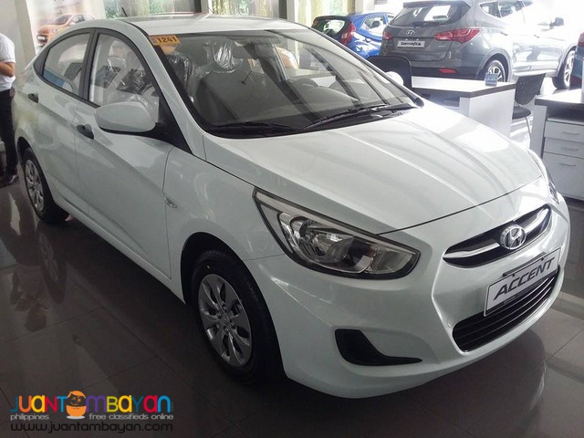 48k DP Hyundai Accent 1.4 E MT