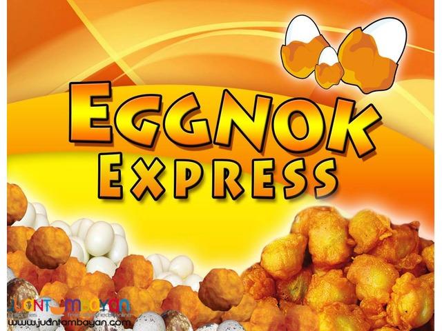 c8 eggnok express, Burger8