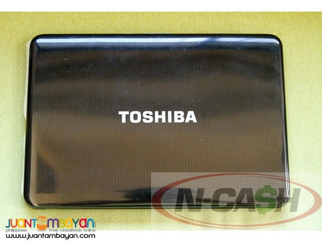 N-CASH Laptop Pawnshop - Toshiba L840-1025X 3rd Gen i5 640GB 2GB VRAM