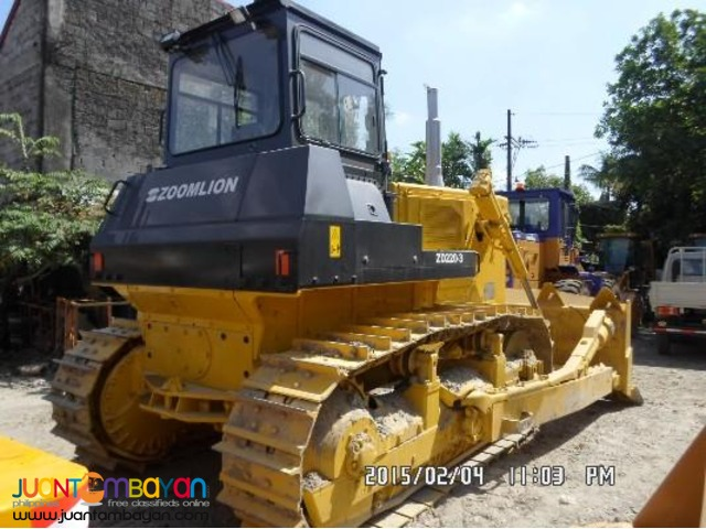 Brand New Bulldozer without ripper ZD220-3 FOR SALE