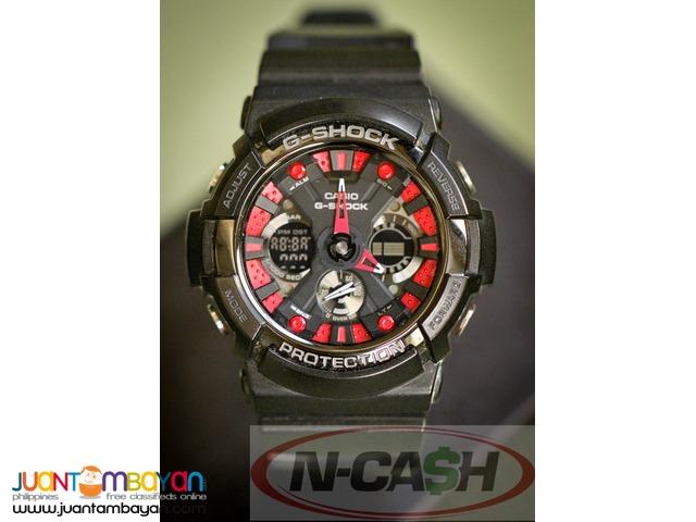 Watch Pawnshop by N-CASH - GA-200SH-1AJF