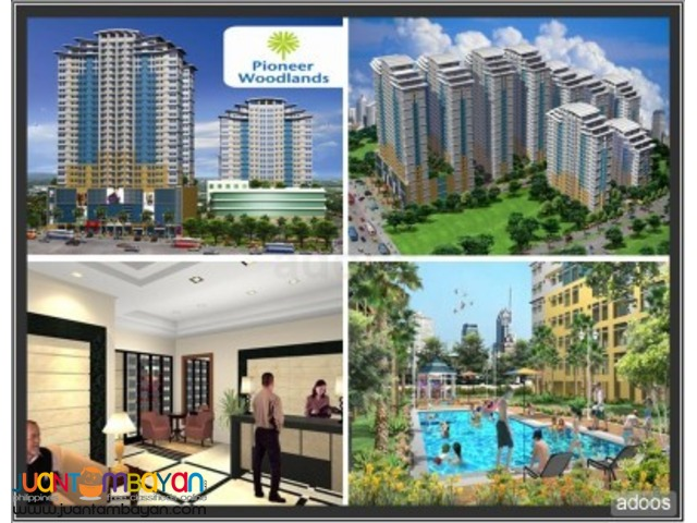 1 Bedroom Condo Units For Sale in Mandaluyong NO DOWNPAYMENT