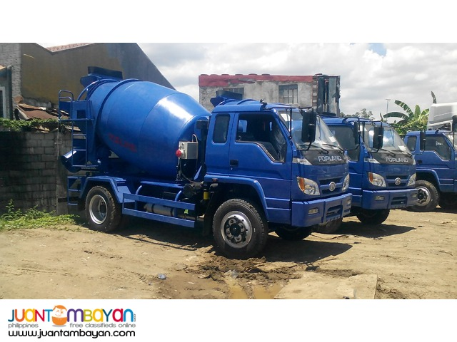 Brand new transit mixer 6 wheeler for sale