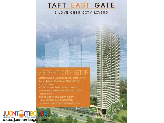 Taft East Gate 2 Bedroom Units