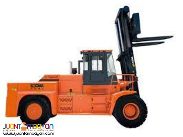 SOCMA HNF250 Forklift