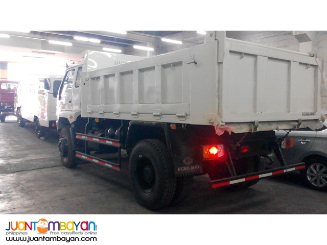 Brand new Forland Dump Truck 6cubic