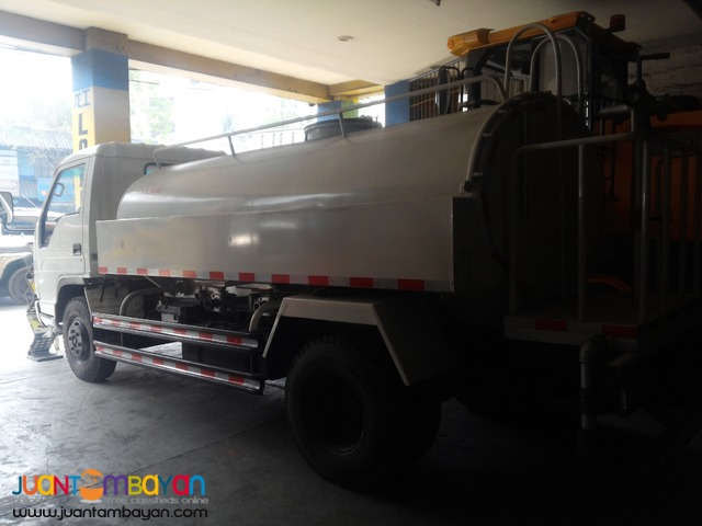 6Wheeler Water Truck Porland