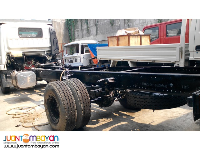 Forland 6 Wheeler 20ft Cab & Chassis