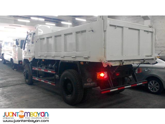 Forland 6 Wheeler 4x4 Dump Truck