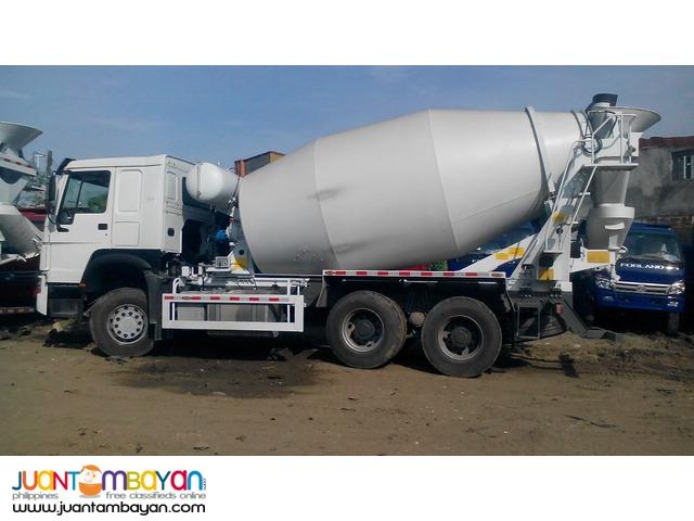 Sinotruk 10 Wheeler HOWO-A7 Mixer Truck