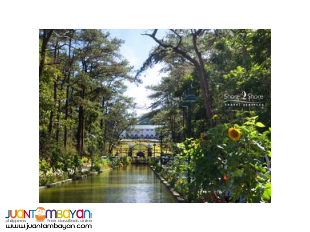 Baguio tour package, with a day in Thunderbird La Union beach