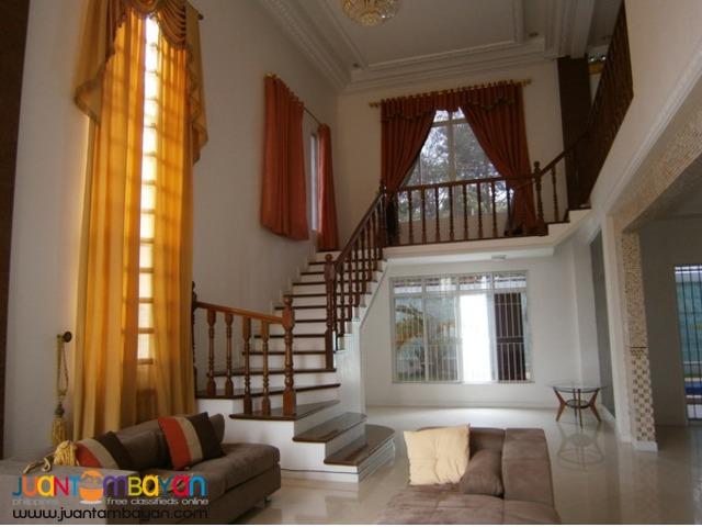 Furnished Elegant House for Rent