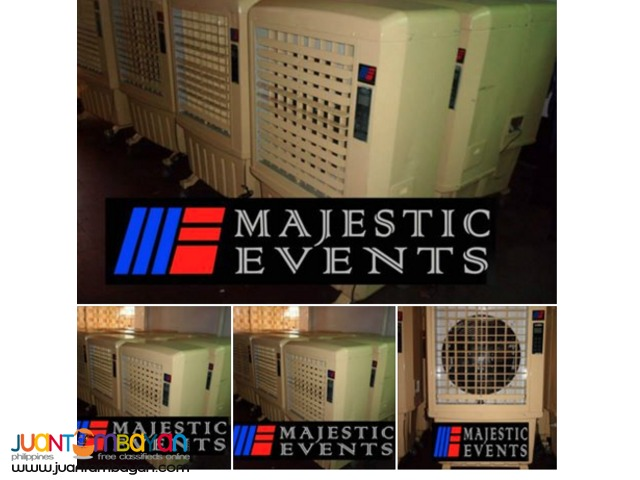 EVAPORATIVE AIRCOOLERS PACKAGE OF 10