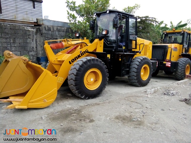 BRAND NEW CDM843 Wheel Loader