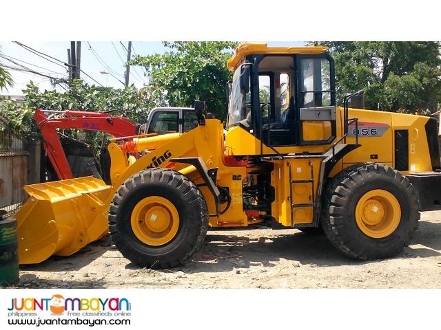 BRAND NEW CDM856 Wheel Loader