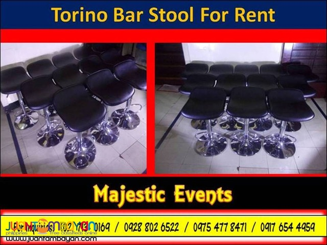 Torino Barstool for Rent