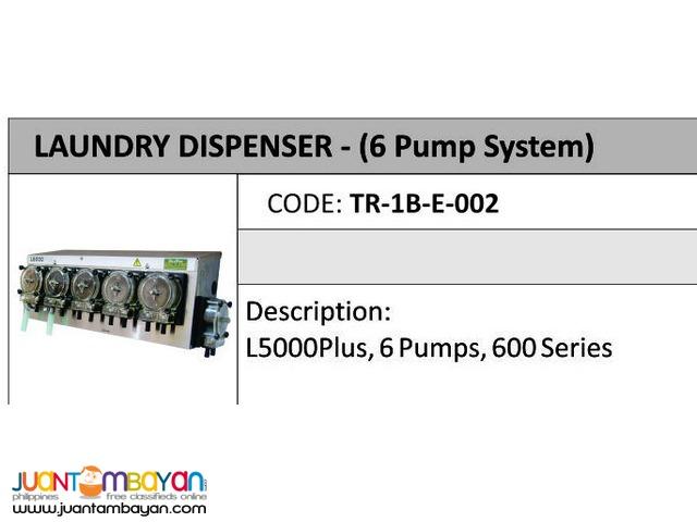 Chemical Dispenser - Oxychem Supplies & Equipment