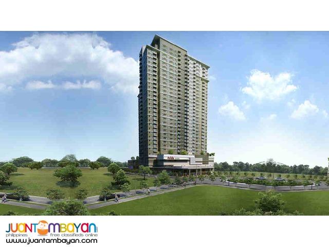 studio condo unit for sale Cloverleaf Quezon City