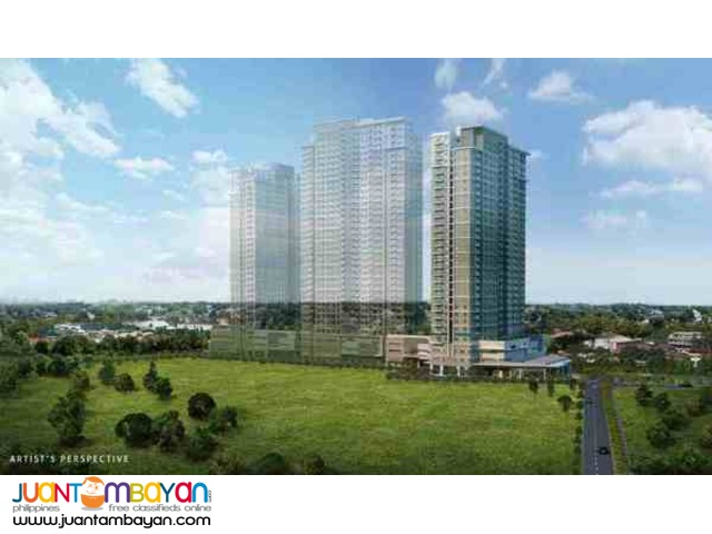 3 bedroom condo unit for sale Cloverleaf Quezon City
