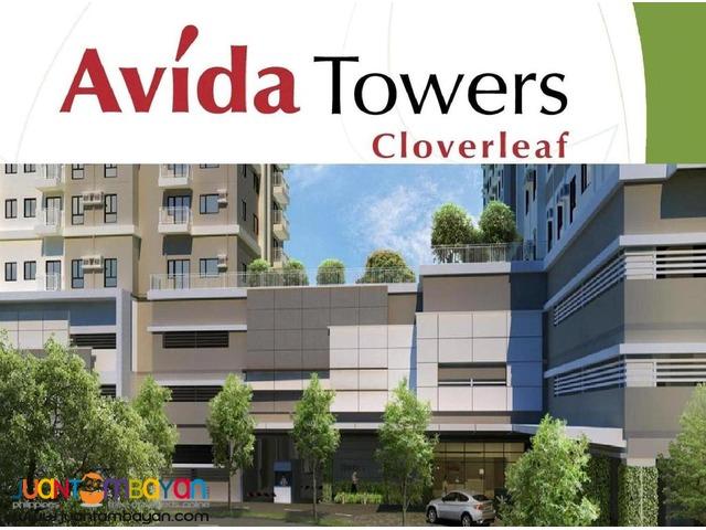 3 bedroom condo unit for sale Cloverleaf Quezon City