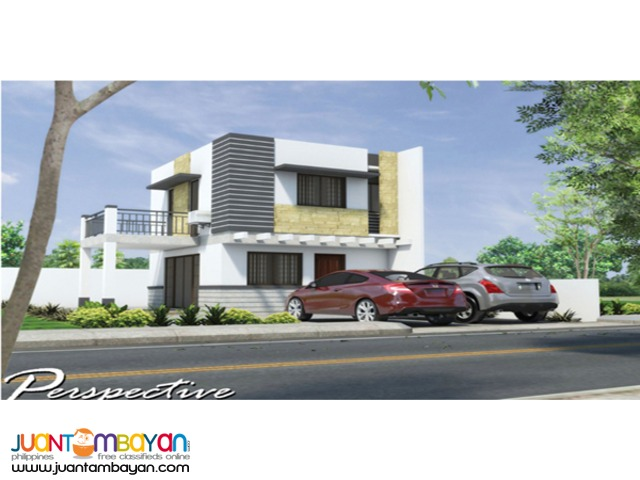 For  single attached unit for just 2.3 m in Cavite