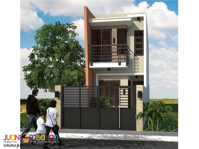 AURELIA SINGLE ATTACHED House in Pilar Village, Las Piñas, 3 Br