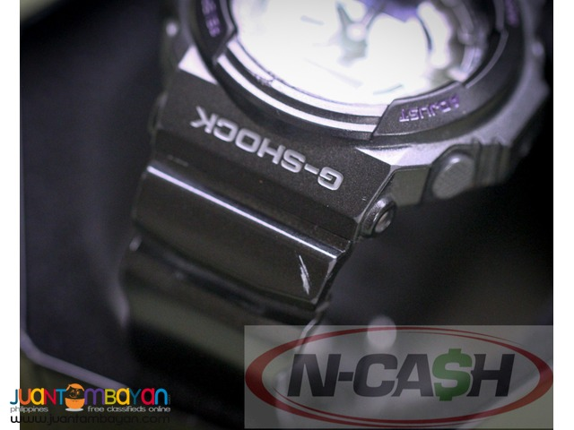N-CASH Watch Pawn Shop - Casio G-Shock GA-150MF-8ADR