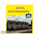 Ibiza-5k Townhouse near marikina and QC area-thru pag-ibig