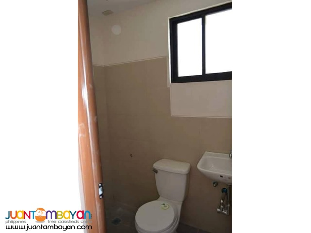 3BR Single attached House and Lot-Low Down payment