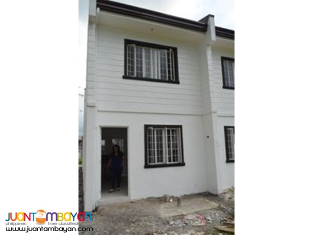@BR Fully Finished Townhouse-Back of SM San Mateo-near Marikina