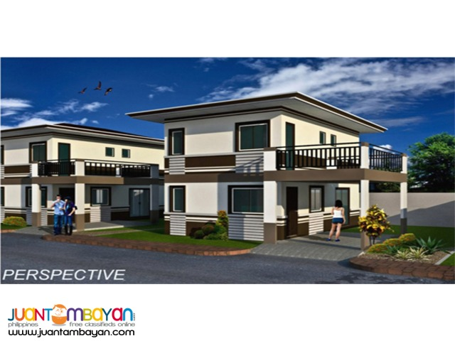 For sale a 3 Bedroom  single detached unit at Cavite Property
