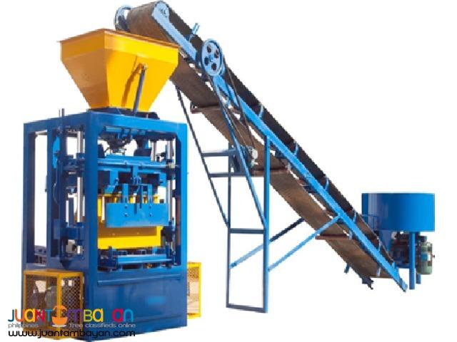 Brand new QTF4-24 Block Machine