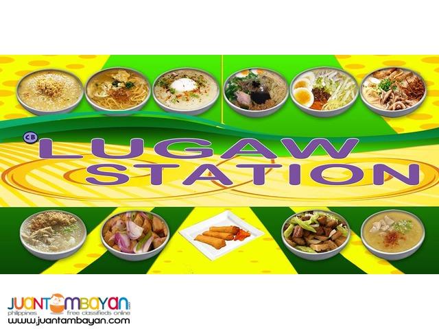 lugaw station