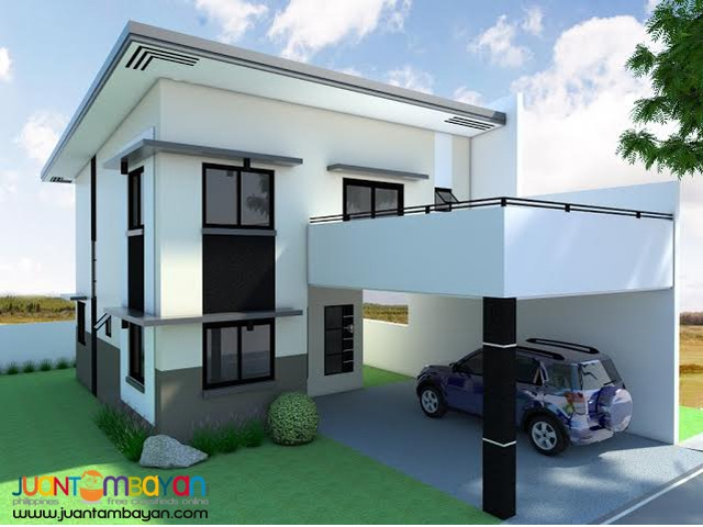 Look at This Single Detached 122sqm at Cavite