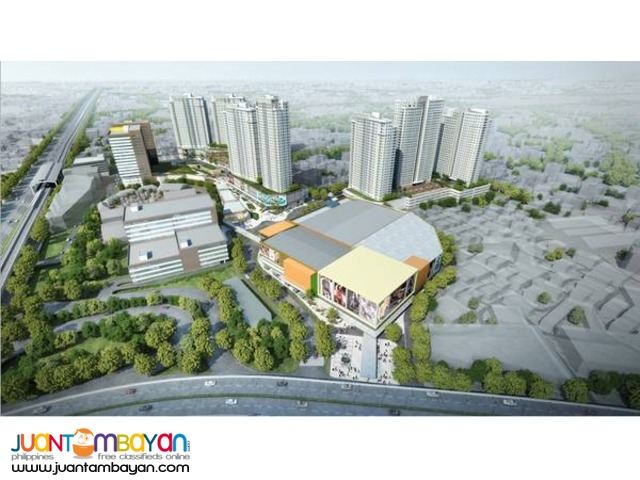pre sell 3 bedroom Avida Towers Cloverleaf QC Philippines