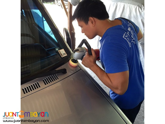 Home Service Detail by Larry's Auto Detailing