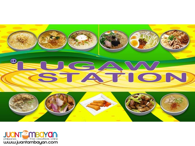 c8 lugaw station,siomai, kinalas