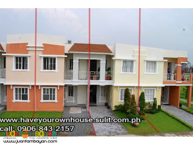Affordable 3 Bedroom Diana Unit Lancaster Cavite 12k Monthly