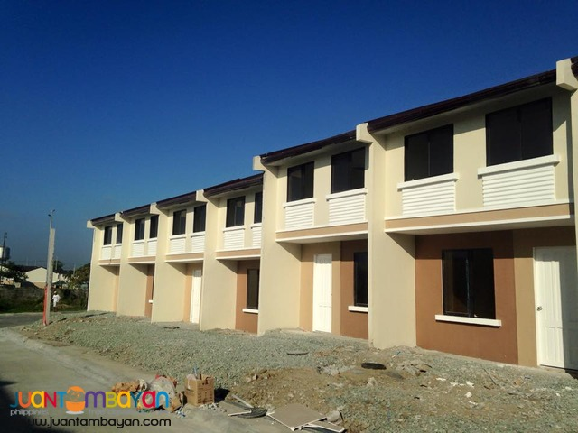 Affordable House and Lot Deca Homes 5k Monthly