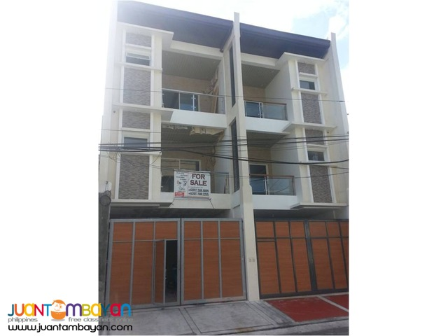brandnew Townhouse in Mayon Sta Mesa Heights Quezon City