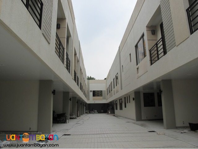 Brandnew Townhouse in Back of Fisher Mall Quezon City