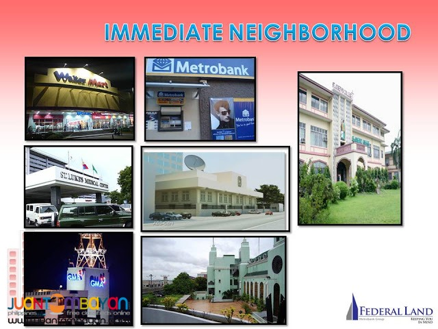 Rent to own For Sale Condo in Quezon City The Capital Tower