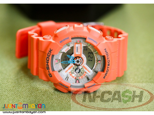 Watch Pawn Shop by N-CASH - Casio G-Shock GA-110DN-4ADR