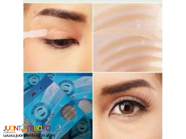 Bohktoh Eyelid Tape for double eyelid look!4months use 120pairs