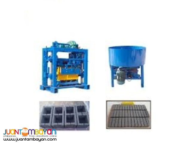 Brand new Hollow block making machine by Fulang for sale