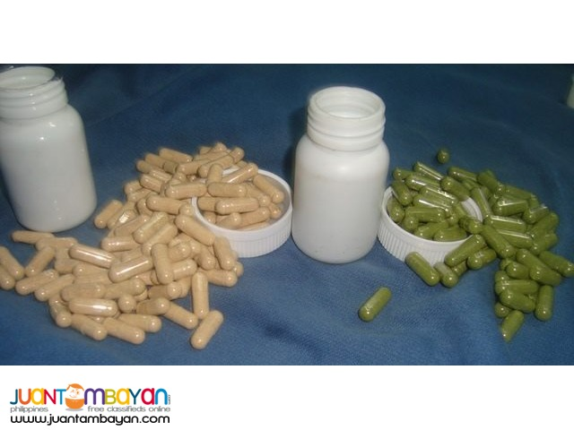 MALUNGGAY-ATOVI MIXED GET DOUBLE THE BENEFITS IN 1 CAPSULE
