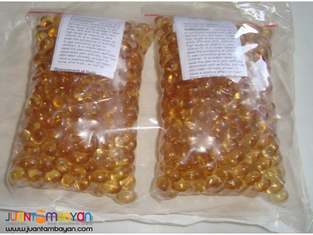 FISH LIVER OIL BETTER THAN COD LIVER OIL FOR PETS NEEDS